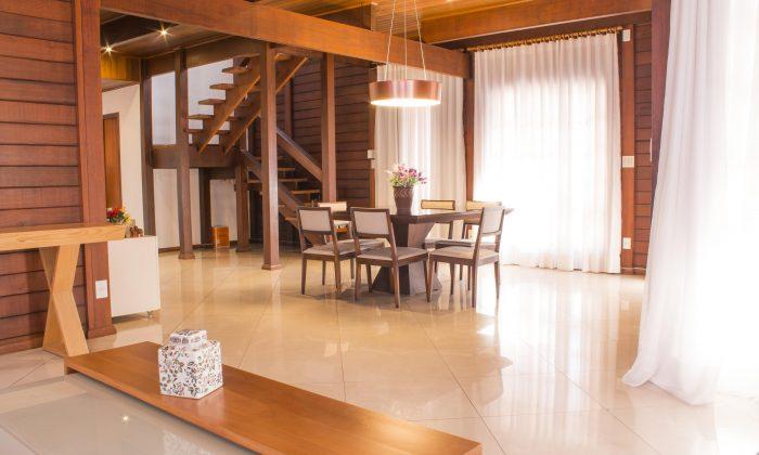 Casa de Madeira - São Luís - BH/MG